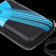 Harrows Blaze Pro 6 Fire Dart Case Darttasche Dartcase Dartbox Wallet Aqua