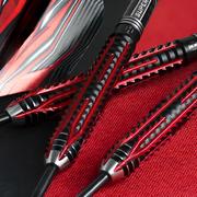 Harrows Dart Steeldarts & Softdarts Fire Inferno Titanium Nitride 90% Tungsten