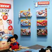 Neu auf dem deutschen Markt, 1. First Carrera Batteriebetrieben für Kinder ab 3 Jahre