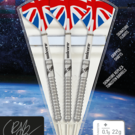 Unicorn Steel Darts Global Callan Rydz 90% Tungsten Steeltip Dart Steeldart 2020 22 g