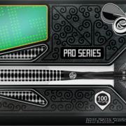 Shot Steel Darts Gordon Mathers Pro Series 90% Tungsten Steeltip Darts Steeldart 20-23 g