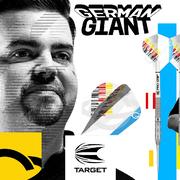 Gabriel Clemens The German Giant neue Targe Steel und Softdarts Neuheit 2020