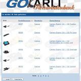 GOKarli Slotcardatenbank Carrera Digital 124 132 Zubehör Bedienungsanleitungen Aufbauanleitungen Manual