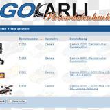 GOKarli Slotcardatenbank Carrera GO!!! Zubehör Bedienungsanleitungen Aufbauanleitungen Manual