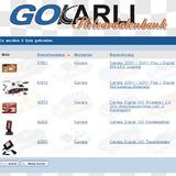 GOKarli Slotcardatenbank Carrera Digital 143 Zubehör Bedienungsanleitungen Aufbauanleitungen Manual