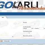 GOKarli Slotcardatenbank Start Set Suche Suchfunktion Zubehör Bedienungsanleitungen Aufbauanleitungen Manual