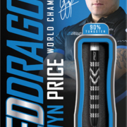 Red Dragon Steel Darts Gerwyn Price World Championship Special Edition Steeltip Dart Steeldart 2021 26 g