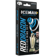 Red Dragon Official Gerwyn Price Practice Rings Iceman World Champion Dart Trainings Ringe 2021