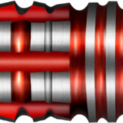 Shot Soft Darts Pro Series Harald Leitinger 90% Tungsten Softtip Darts Softdart 2021 20 g