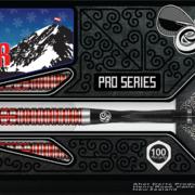 Shot Steel Darts Pro Series Harald Leitinger 90% Tungsten Steeltip Darts Steeldart 2021 23 g