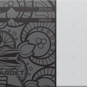 Target INK Dartmatte Dartteppich