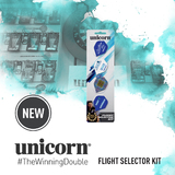 Unicorn Gary Anderson Flights Set Flight Selector Kit