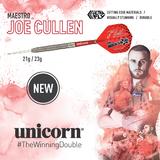 Unicorn MAESTRO® Joe Cullen Steel Dart Steeldart 2018