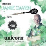 Unicorn MAESTRO® Jamie Caven Steel Dart Steeldart 2018