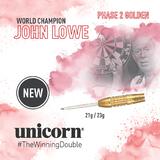 Unicorn MAESTRO® John Lowe Steel Dart Steeldart 2018