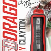 Red Dragon Soft Darts Jonny Clayton Lunar 50th Lunar Landing Special Edition Softtip Softdart 2020 20 g Art.Nr. 570.RDD2170