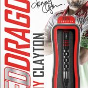Red Dragon Soft Darts Jonny Clayton Premier League S.E. Softtip Dart Softdart 2021 20g