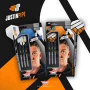Bulls NL Steeldarts - Softdarts Justin Pipe Edition 1 The Force 80% 90% Tungsten - Neu im Handel 2021! BULL'S NL Justin Pipe Matchshirt Dartshirt - Bulls NL Justin Pipe Dartflights