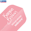 Unicorn Ultra Fly 100 Player Spieler Flight Keegan Brown Flights Big Wing Art.Nr. 520.68861