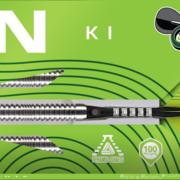 Shot Steel Darts Zen Ki 80% Tungsten Steeltip Darts Steeldart