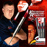 BULL´S Steel Darst Krzysztof Ratajski Generation 2 90% Tungsten Steel Dart Steeldart Steeltip