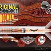 Shot Soft Darts Kyle Anderson Desert Boomer 80% Tungsten Softtip Darts Softdart 18-20 g