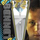 Target Steel Darts Leighton Bennett Gen 1 Generation 1 90% Tungsten Steeltip Darts Steeldart 2019 Verpackung Frontansicht