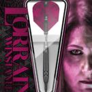 Target Soft Darts Lorraine Winstanley 90% Tungsten Softtip Darts Softdart 2019 18 g Verpackung