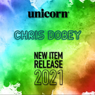 Neue unicorn Steel & Soft Darts Maestro Chris Dobey 2020/2021