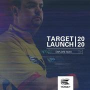 Vierte Target Dart 2020 Dart Collection Launch 30.09.2020 30. September 2020 Target Steeldart, Softdart Neuheiten News 2020 - Autumn / Herbst Launch 2020: Gabriel Clemens