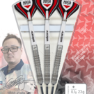 Unicorn Steel Darts Maestro Seigo Asada Phase 2 90% Tungsten Steeltip Dart Steeldart 2020 23 g