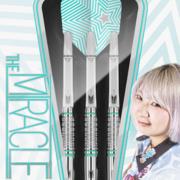 Target Soft Darts Mikuru Suzuki Miracle G1 Generation 1 80% Tungsten Softtip Darts Softdart 18,5 g
