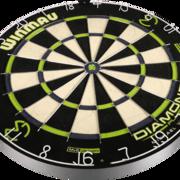 Winmau MvG Diamond Edition Michael van Gerwen Bristle Dart Board Dartboard Turnierboard Dartscheibe