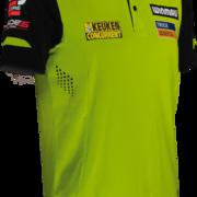 Winmau Darts MvG Michael van Gerwen Pro-Line Player Shirt Matchshirt Dart Shirt Trikot Design 2020
