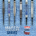 BULL'S Steel Darts Bull´s powered by Shot Darts Martin Schindler The Wal Match Darts 90% Steeltip Darts Steeldart