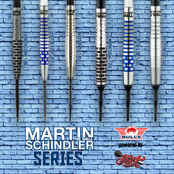 Bull´s powered by Shot Darts Martin Schindler The Wall alle Darts