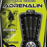 Winmau Soft Darts MvG Michael van Gerwen Adrenalin 90% Tungsten Softtip Dart Softdart 2020 22 g Barrel Verpackung