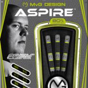 Winmau Soft Darts MvG Michael van Gerwen Aspire 80% Tungsten Softtip Dart Softdart 2020 20 g Verpackung
