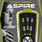 Winmau Steel Darts MvG Michael van Gerwen Aspire 80% Tungsten Steeltip Dart Steeldart 2020 Verpackung