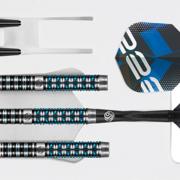 Shot Steel Darts Niels Zonneveld 90% Tungsten Steeltip Darts Steeldart 2021 23-25 g