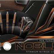 Harrows Soft Darts Noble 90% Tungsten Softtip Dart Softdart 18-20-21 g