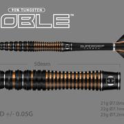 Harrows Dart Steeldarts Noble Titanium Nitride 90% Tungsten