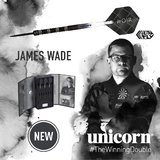 uicorn James Wade Noir Steeldart