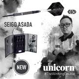 uicorn Seigo Asada Noir Steeldart