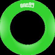 one80 Dart Surround Dartboard Polyurethan einteilig Grün mit one80 Logo