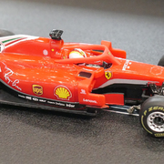 Carrera GO!!! / GO!!! Plus Ferrari SF71H S. Vettel Nr.5 Art.Nr. 64127 / 20064127