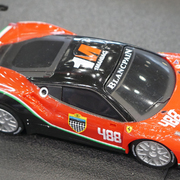 Carrera GO!!! / GO!!! Plus Ferrari 488 GT3 1maniac 2016 Nr.488  Art.Nr. 41422 64136 / 20064136