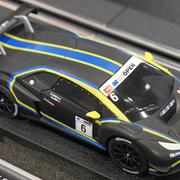 Carrera GO!!! / GO!!! Plus Lamborghini Huracan GT3 Team Vincenzo Sospiri GT Open 2018 Nr.6 Art.Nr. 64137 / 20064137
