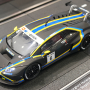 Carrera Digital 132 Lamborghini Huracan GT3 Team Vincenzo Sospiri GT Open 2018 Nr.6 Art.Nr. 30872 / 20030872
