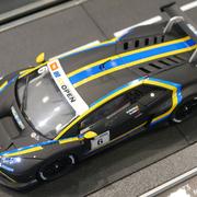 Carrera Digital 132 Lamborghini Huracan GT3 Team Vincenzo Sospiri GT Open 2018 Nr.6 Art.Nr. 30872 / 20030872